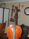 Cello brought back to optimum playability.